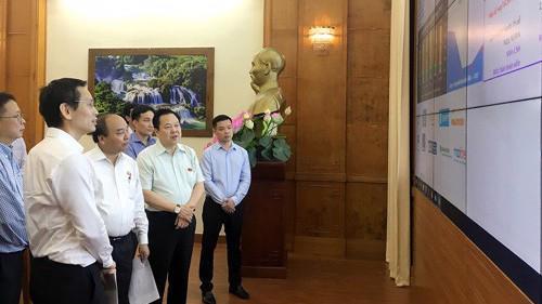 """Thủ tướng Nguyễn Xuân Phúc nhấn mạnh, không phải quản lý vốn Nhà nước theo hướng là làm kế toán, """"chỉ tính cộng trừ sổ sách""""."""