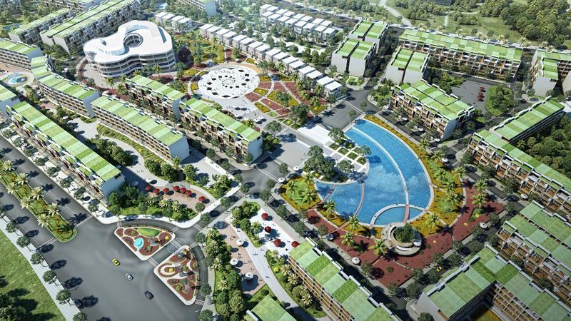 Đến thời điểm này, dự án FLC Lux City Quy Nhơn đang có tốc độ xây dựng nhanh nhất trong những dự án của Tập đoàn FLC.