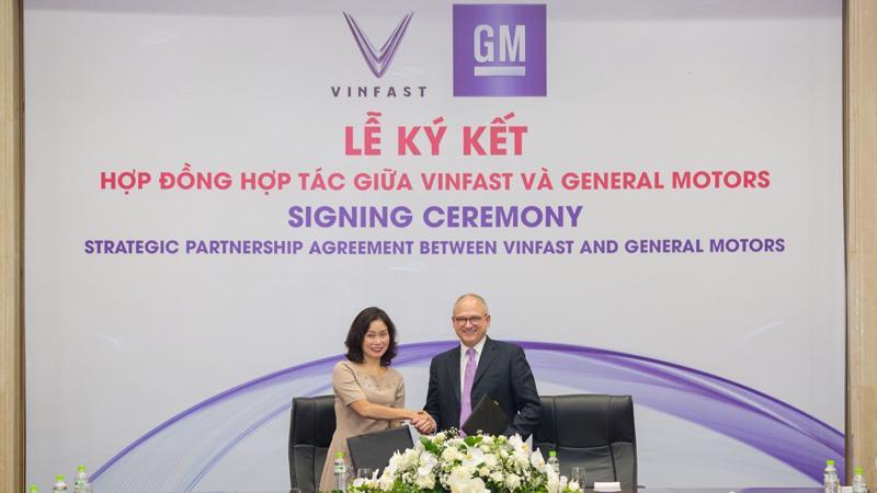 Thoả thuận này cũng đánh dấu việc GM sẽ trở thành một trong những đối tác công nghệ ô tô của VinFast.