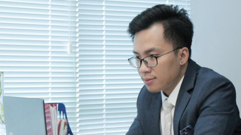 Ông Chu Huy Hoàng - CEO VietFuture