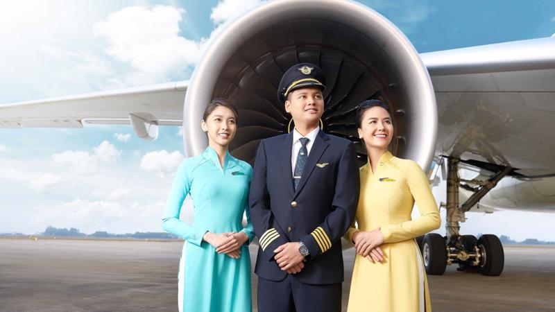 """""""Vietnam Airlines là hãng hàng không có đội tàu bay Airbus và Boeing hiện đại đã và đang hoạt động rất an toàn và hiệu quả""""."""