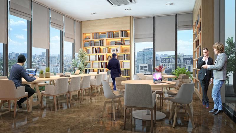 Nằm trong tổ hợp TNR Goldseason, mỗi căn hộ tại 5 Seasons được thiết kế đề cao tính ứng dụng cho chủ nhân, tối giản các chi tiết không cần thiết.