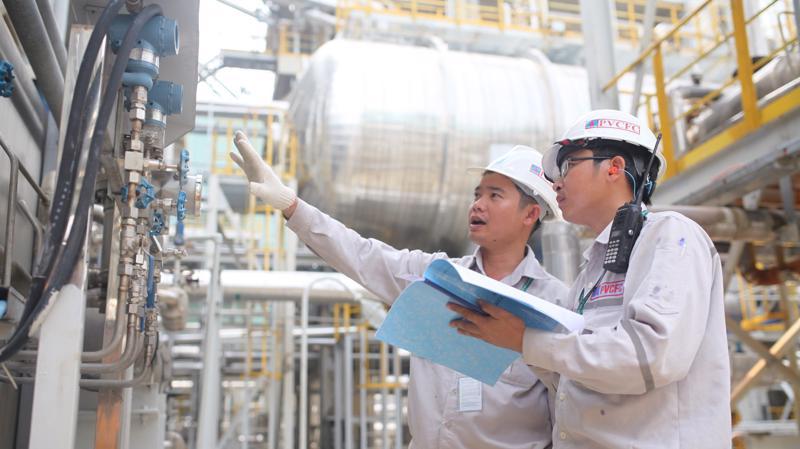 Kết thúc năm 2017, Đạm Cà Mau sản xuất ước đạt gần 850 nghìn tấn, sản lượng tiêu thụ tối đa đưa doanh thu ước đạt 5.800 tỷ đồng.