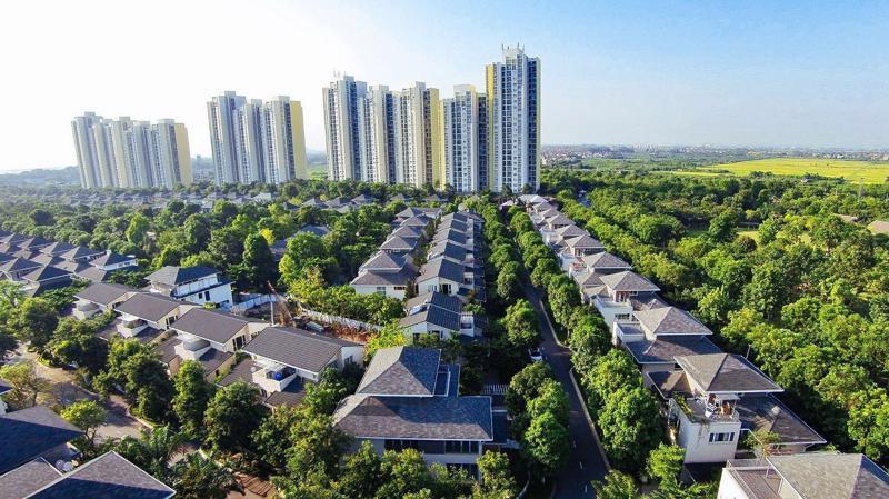 Khu đô thị Ecopark có tổng mức đầu tư hơn 10 tỷ USD