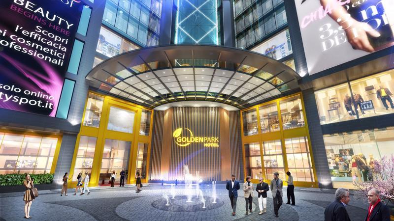 Bên cạnh vị trí đắc địa, Golden Park Tower còn được khách hàng và các nhà đầu tư đánh giá cao nhờ thiết kế hiện đại.