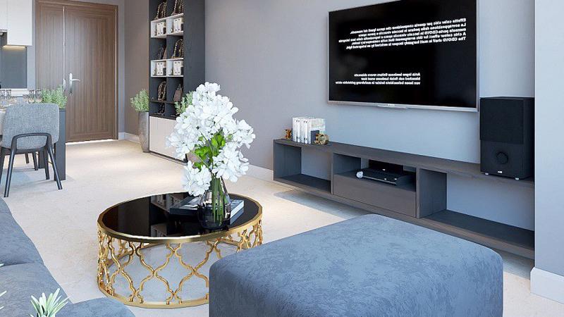 Căn hộ cao cấp FLC Green Apartment phù hợp cho khách nước ngoài thuê.