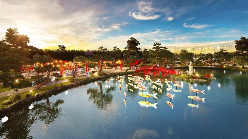 Vinhomes Smart City còn đặc biệt thu hút khách hàng bằng điểm nhấn Công viên Thể thao quy mô hàng đầu Đông Nam Á và hàng loạt tiện ích độc đáo khác.