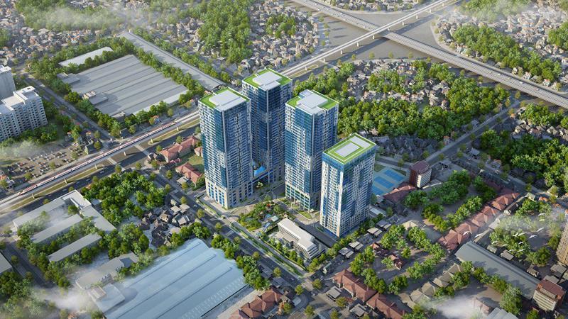 TNR GoldSeason là một trong những dự án bất động sản dẫn đầu khu vực quận Thanh Xuân nhờ hệ thống tiện ích cộng đồng cũng như tiện ích thương mại.