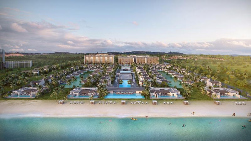 Regent Residences Phu Quoc lại nằm ở Bãi Trường - một trong những bãi biển đẹp nhất Phú Quốc.