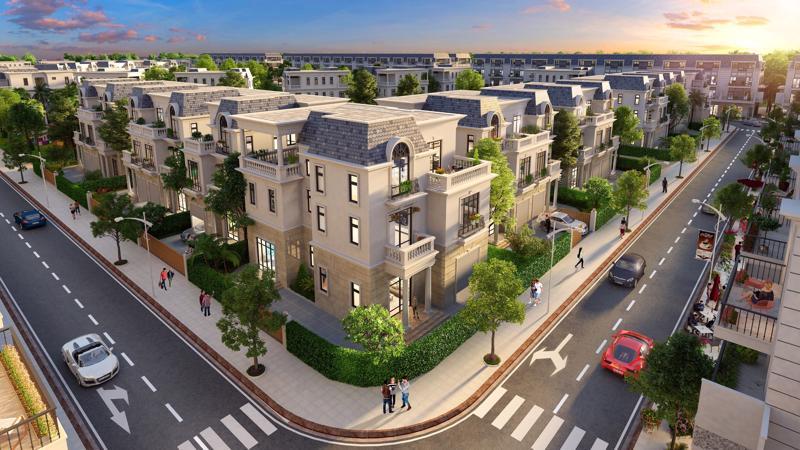 Dự án Khu đô thị hiện đại FLC Legacy Kontum do Tập đoàn FLC đầu tư với tổng số vốn lên tới hàng ngàn tỷ đồng.