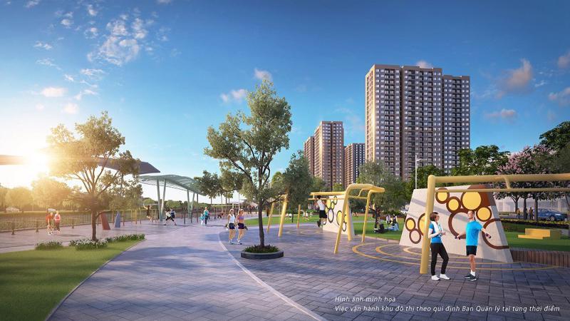 VinCity Ocean Park sẽ được quản lý theo tiêu chuẩn VinCity từ Chủ đầu tư Vinhomes.