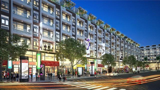 Nhà phố thương mại FLC Lux City Samson là điểm sáng đầu tư năm 2019