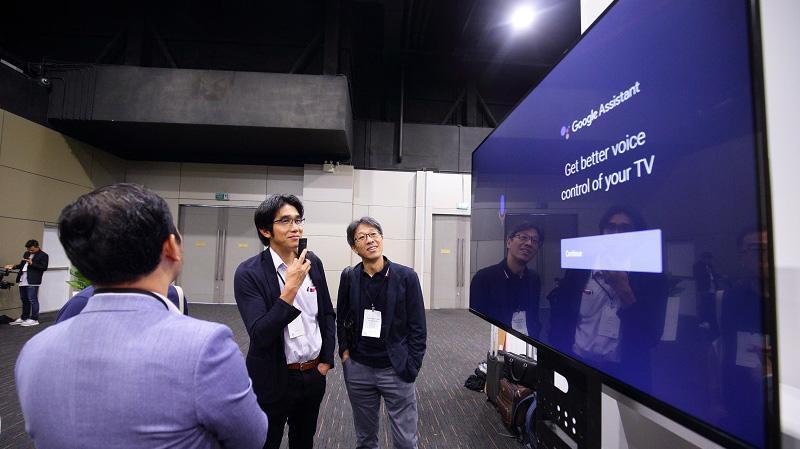 VinSmart sẽ cùng Google phát triển ti vi thông minh trên nền tảng hệ điều hành Android TV, phiên bản 9.0, nhằm mang đến trải nghiệm đột phá cho khách hàng.