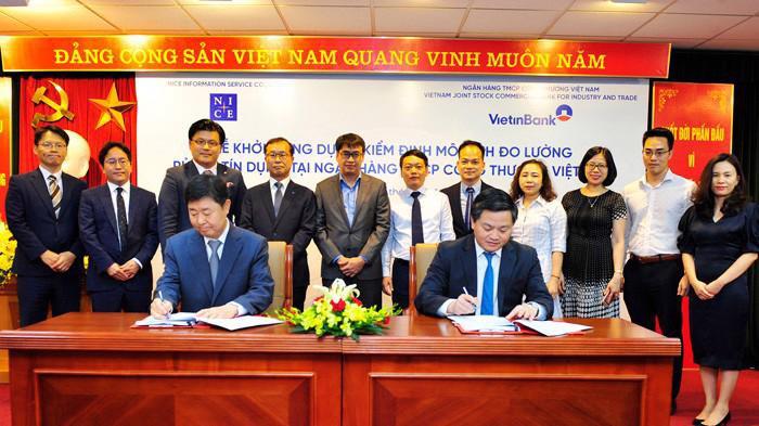 Dự án sẽ đưa VietinBank trở thành ngân hàng tiên phong tại Việt Nam chuẩn bị đầy đủ nền tảng để tiến lên Phương pháp tiếp cận nội bộ (IRB) - phương pháp đo lường rủi ro tiên tiến theo Basel II.