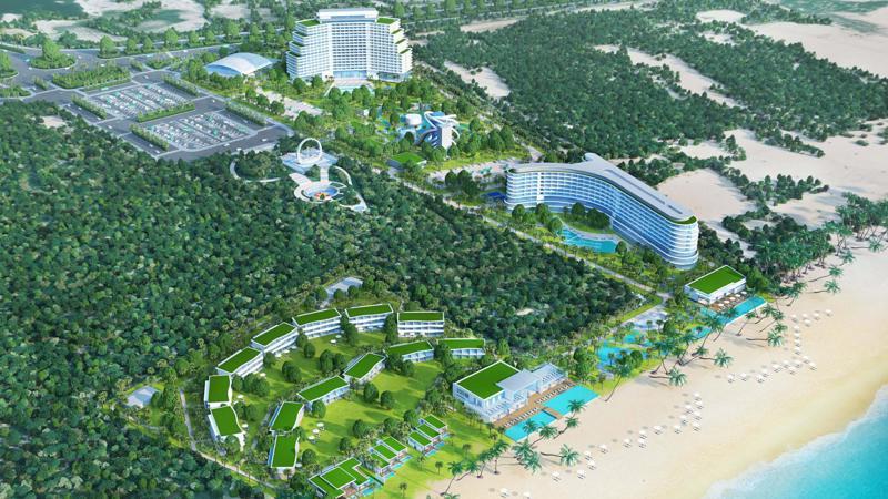 SunBay Cam Ranh Resort & Spa tiếp tục là một bước tiến mới của Crystal Bay, đóng góp thêm cho du lịch Nha trang, Khánh Hòa các sản phẩm hấp dẫn, kết hợp nghỉ dưỡng chất lượng cao với vui chơi giải trí và thương mại.