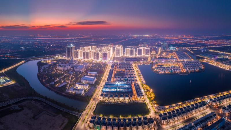 Vinhomes Ocean Park - đại đô thị sở hữu hạ tầng vị trí hoàn hảo.