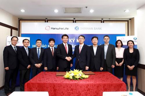 Sự hợp tác này được kỳ vọng sẽ góp phần tạo nên kênh phân phối dịch vụ tài chính toàn diện.