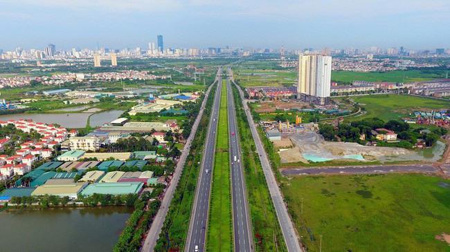 Khu vực phía Tây Hà Nội được đánh giá có nhiều tiềm năng phát triển bất động sản.