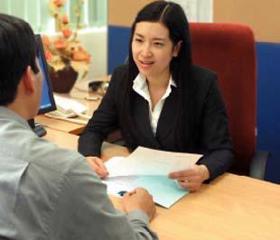 Tư vấn viên bảo hiểm nhân thọ tại Bảo Việt - Ảnh: Bảo Việt.