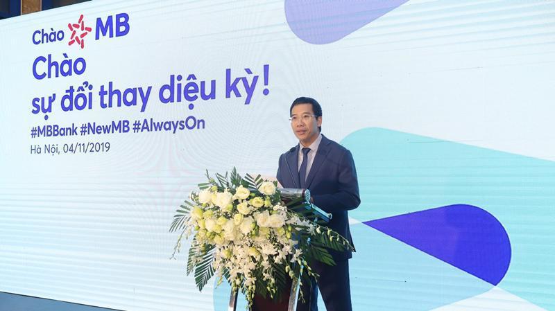 Ông Lưu Trung Thái - Phó chủ tịch Hội đồng Quản trị, Tổng giám đốc MB.