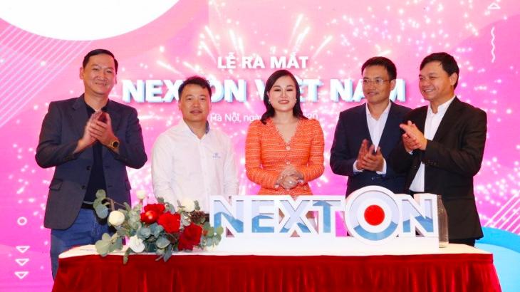Lễ ra mắt học viện Live Stream NextOn.vn.