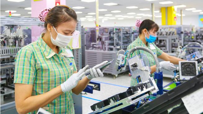 Mặt hàng điện thoại các loại và linh kiện chiếm 45% trong kim ngạch xuất khẩu của Việt Nam trong thời gian từ 10-16/2/2021.