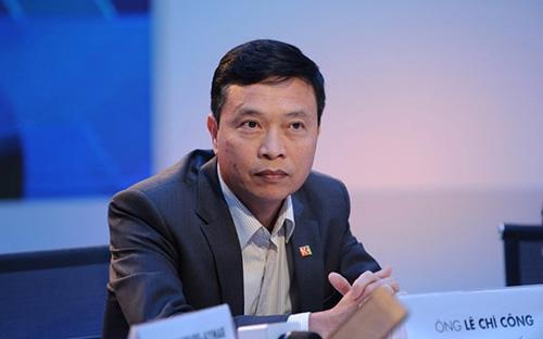 Ông Lê Chí Công, Tổng giám đốc Công ty TNHH Truyền hình số vệ tinh Việt Nam (VSTV, đơn vị sở hữu truyền hình K+).