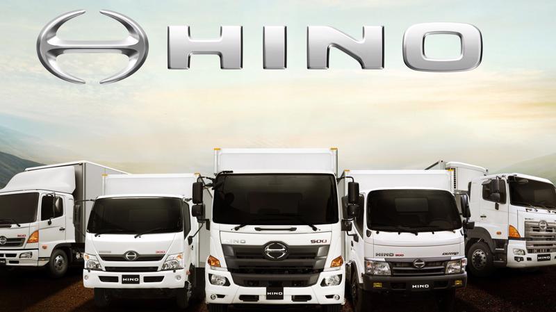 Xe tải HINO - Bạn đồng hành tin cậy .