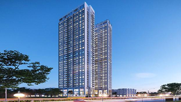 Một trong những dự án được coi là biểu tượng của trung tâm phía Nam Nha Trang.