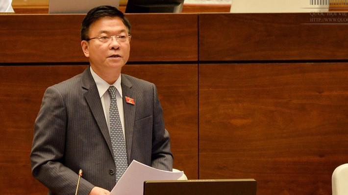 Bộ trưởng Bộ Tư pháp Lê Thành Long cho biết Chính phủ đề nghị sớm có luật về PPP