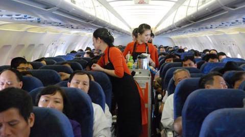Năm 2019 sẽ không tăng trần giá vé máy bay nội địa - Ảnh minh hoạ.