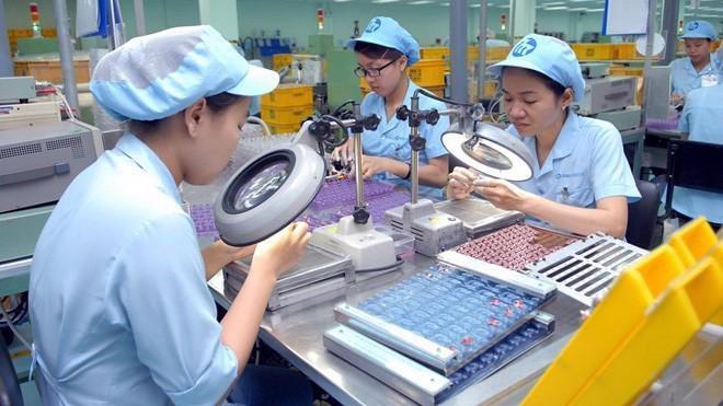 Tổng vốn đầu tư nước ngoài vào khu công nghiệp, khu kinh tế đạt 145 tỷ USD.