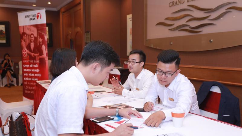 Maritime Bank đã tạo nên một cộng đồng giúp các doanh nghiệp SME tìm đến nhau, liên kết để học hỏi kinh nghiệm cũng như lan toả tới 1,5 triệu khách hàng của Maritime Bank.