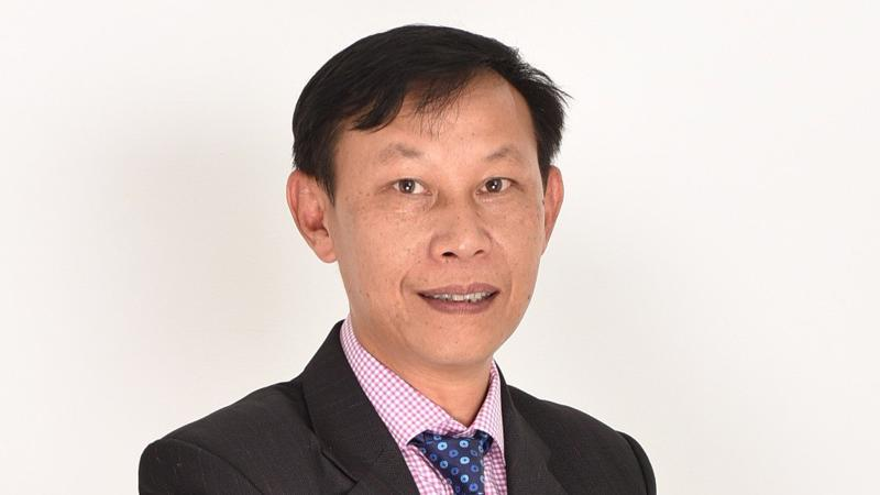 Ông Phạm Thế Hiệp, Quyền Tổng Giám đốc NCB.