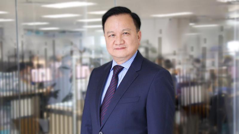 Chủ tịch kiêm Tổng giám đốc MIKGroup Nguyễn Vĩnh Trân.