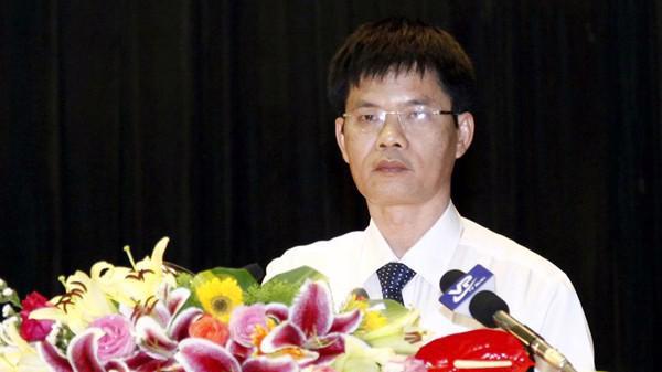 Ông Nguyễn Văn Khước hiện đang là Giám đốc Sở Tài nguyên và Môi trường tỉnh Vĩnh Phúc.