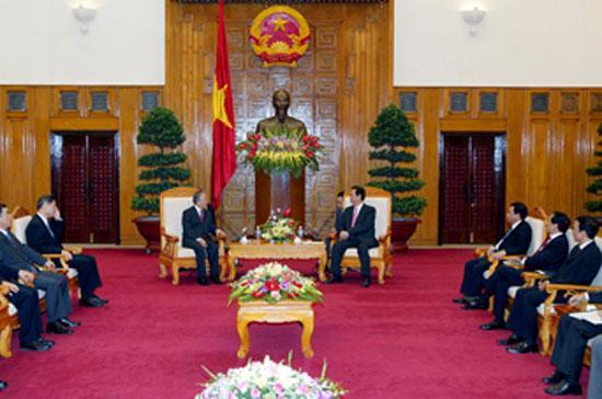 Thủ tướng Chính phủ Việt Nam cho rằng, trong quan hệ Việt Nam – Trung Quốc, quan trọng nhất là tăng cường sự tin cậy lẫn nhau ở tất cả các cấp. - Ảnh: Chinhphu.vn