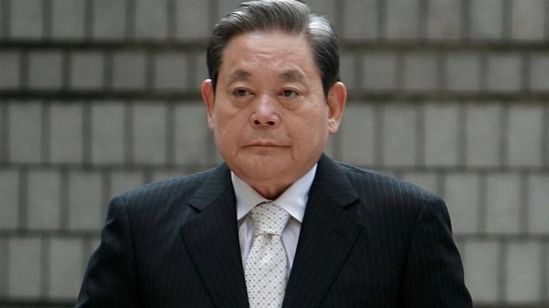 Ông Lee Kun Hee vừa qua đời ở tuổi 78 - Ảnh: Getty Images.