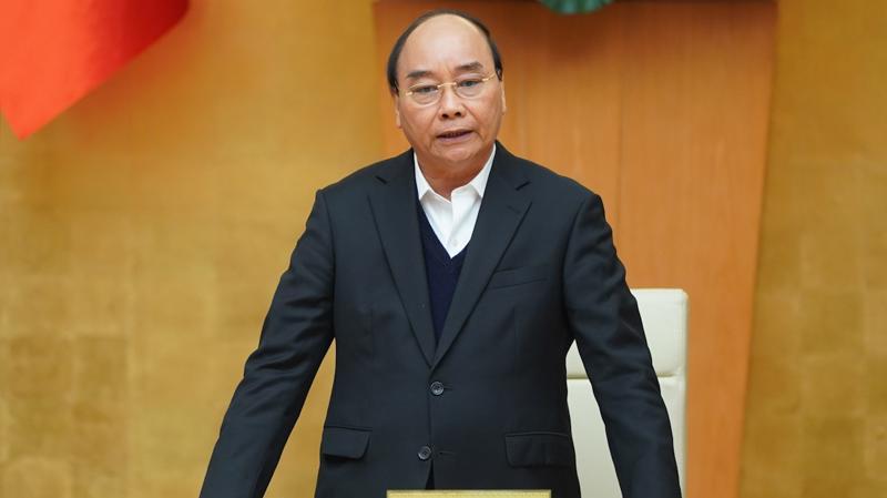 Thủ tướng Nguyễn Xuân Phúc - Ảnh: Quochoi.vn