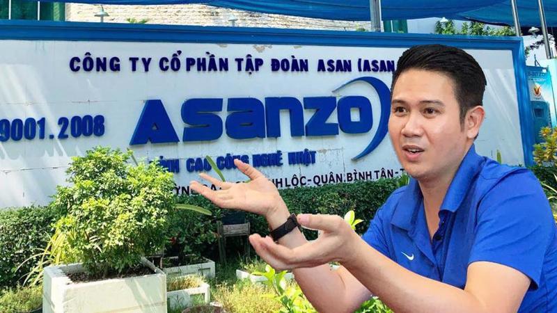 Asanzo là doanh nghiệp phát triển mạnh trong 5 năm qua.