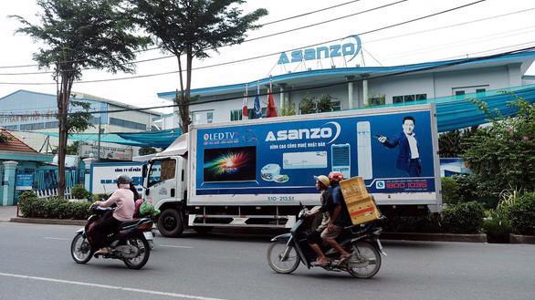 Asanzo là doanh nghiệp điện tử lớn của Việt Nam.