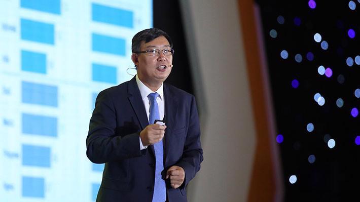 Ông Nguyễn Xuân Thành, Trường Chính sách Công và Quản lý Fulbright.
