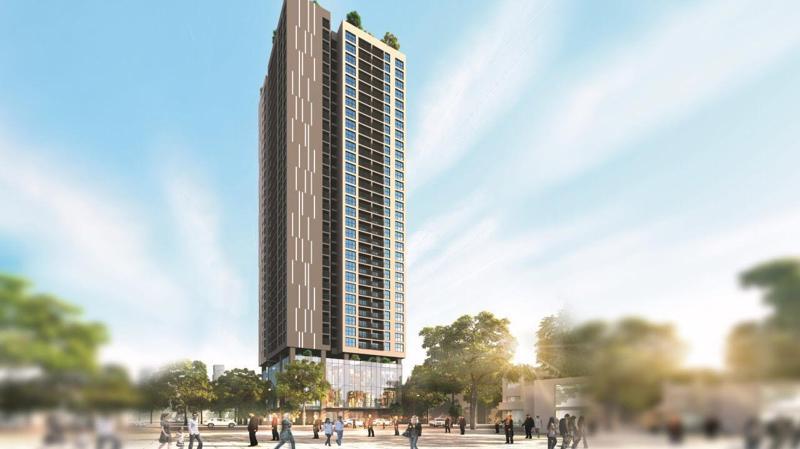 Bohemia Residence là dự án do Vinaconex đầu tư, tọa lạc tại số 2 Lê Văn Thiêm (25 Nguyễn Huy Tưởng), Thanh Xuân, Hà Nội có diện tích 3.050m2 với 232 căn hộ.