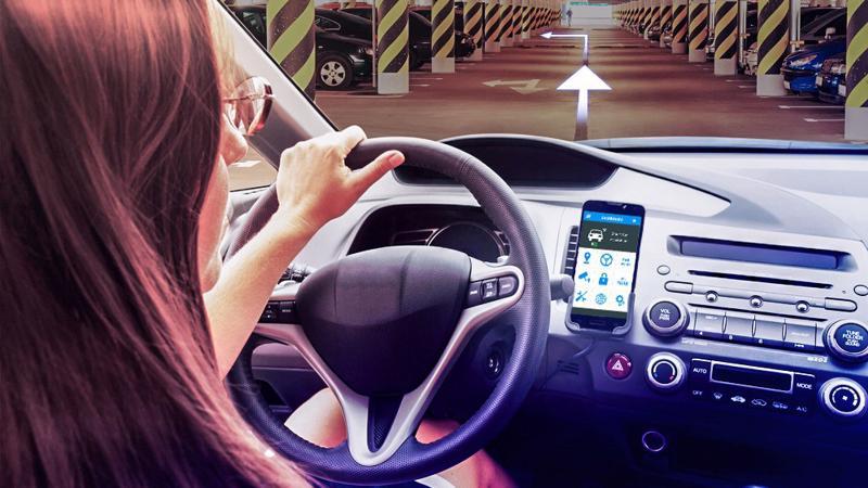 Ứng dụng đậu xe thông minh là một trong những bước đi tiên phong của Sunshine Group.