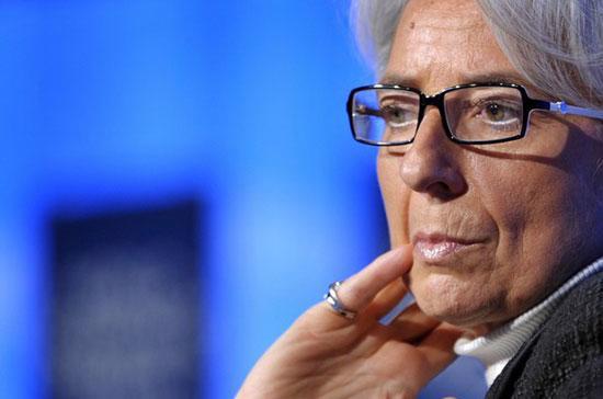 Theo Tổng giám đốc IMF, kinh tế toàn cầu đang đối mặt với một số rủi ro trong tiến trình phục hồi.