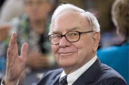 Tỷ phú Warren Buffett - Ảnh: Bloomberg.