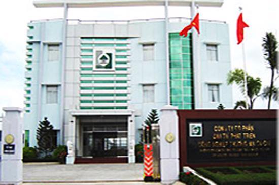 Trụ sở chính Công ty CCI.