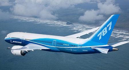 Vietnam Airlines đưa vào khai thác các tàu bay hiện đại nhất hiện nay như B787.
