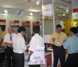 Theo Ban tổ chức, ý tưởng tổ chức cùng lúc ba triển lãm có chủ đề liên kết với nhau đã nhận được sự phản hồi tích cực từ các doanh nghiệp.