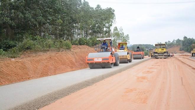 Chủ đầu tư dự án BOT Bắc Giang - Lạng Sơn doạ dừng thi công.